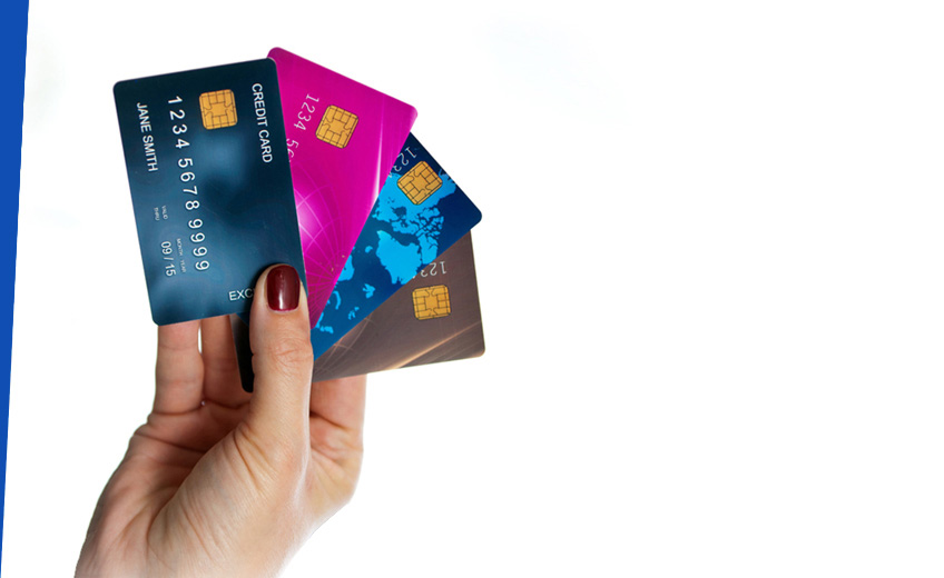 FIND YOUR NEW CREDIT CARD IN MINUTES